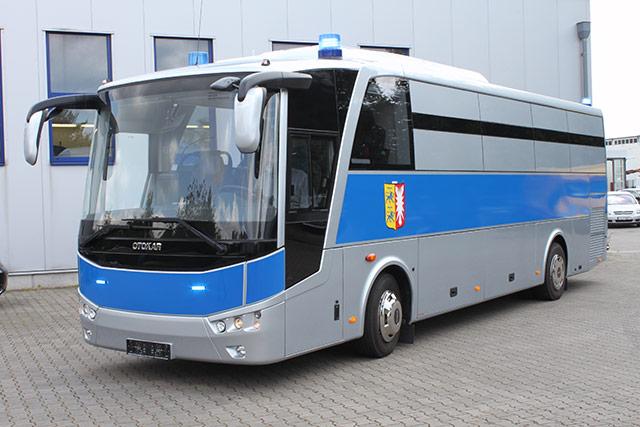 Fahrzeugbau Gefangenentransporter
