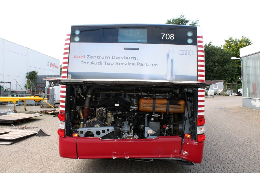 Instandsetzung Bus