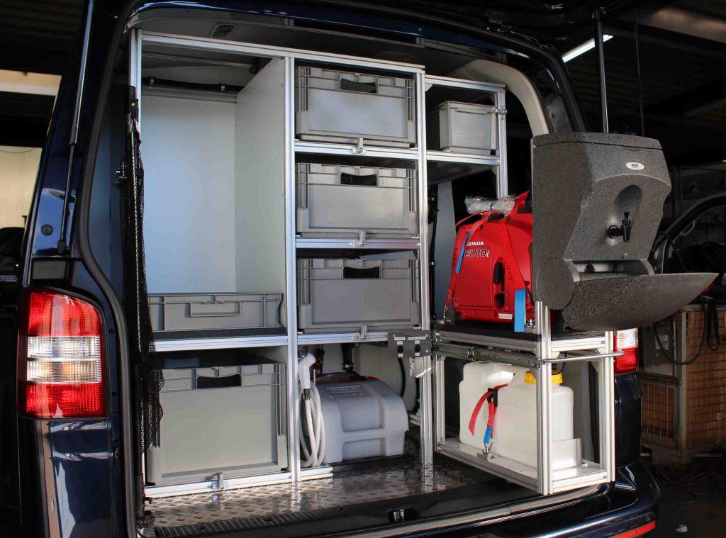 VW Bus Umbau3