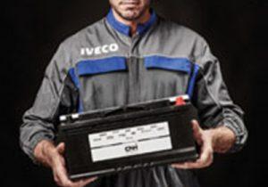 Iveco Service Aktion Batterie2020